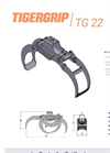 TIGERGRIP - Model TG 22 - Strong Lightweight Log Grapple Brochure