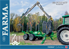 Farma - Model CT 6,3 – 12 G2 - Forestry Trailer with Crane Brochure