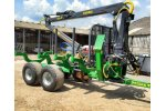 Farma - Model T 12 G2 - Forestry Trailer