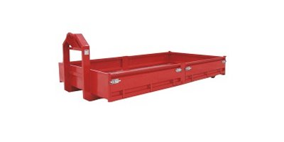 Bigab - Hydraulic Tailgate Container