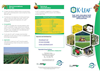 K-Leaf - Super Soluble Potassium Sulphate Foliar Fertilizer - Brochure
