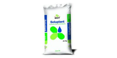 Bur�s - Model SOLUPLANT 22-11-11 - Soluble NPK Fertilizer