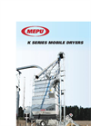 Mepu - Model K Series - Mobile Dryer - Brochure