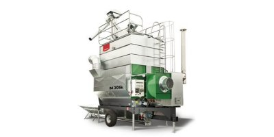 Mepu - Model K Series - Mobile Dryers