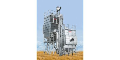 Mepu - Model S Series - Stationary Dryers for High-quality and Efficient Grain Drying