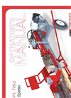 Log Splitter TW-P1 Series- Brochure