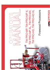 TW-PRO MP Series Firewood Processor - Brochure