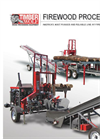 Model TW-PRO HD - Firewood Processor Brochure
