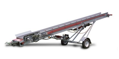 Model TW-30CHD - Firewood Conveyor
