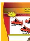 Little Beaver - Rotary Tillers - Brochure