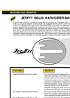 Jet-Fit - Solid Harvester Bars Brochure