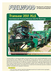 Fuelwood Transaw 350 XLS Semi-Automatic Firewood Processor Brochure