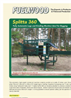 Fuelwood Splitta 360 Automatic Logs and Kindling Machine Brochure