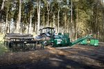 Fuelwood - Model Transaw 350 XLS - Semi-Automatic Firewood Processor