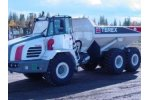 Terex  - Model TA-30 ART - Articulated Rock Trucks