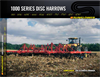 Sunflower 1000 Series Disc Harrows Brochure 1