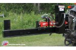 Model TM-24H - Tractor Mount Log Splitters
