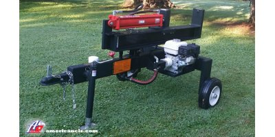 Model AM-24HV - Log Splitter