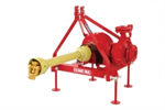 Tractoring Irrigation Pump