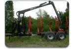 Master - Model MV 819 - Forest Trailers