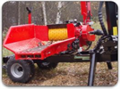 Nokka - Model RH6040 - Drum Chipper