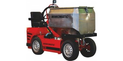Minkomatic - Model 572/574 - Feed Truck