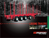 Manac - Drop Logging Trailers - Flyer