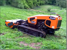 Model iCut4 - Slope Mower