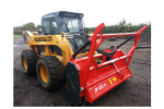 Model M450 SS - Hydraulic Mulcher for Skid Steers