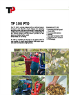 100 PTO - Drum Chipper Brochure