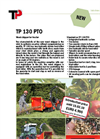 130 PTO - Wood Chipper