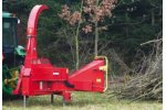 Model 270 PTO - Wood Chipper