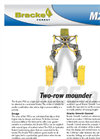 Bracke - Model M25 - Two-Row Mounder Brochure
