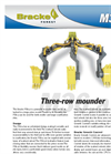 Bracke - Model M36.a - Three Row Mounder Brochure