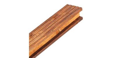 CFTP - Model PT-FPOS - Timber Slotted Fence Post - Planed