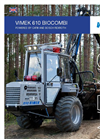 Model 608.2 - Bio Combine Machine  - Brochure