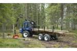 Vimek  - Model 606TT - High Ground Clearance Machine