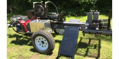 Model Redwood Series - Wood Log Splitters