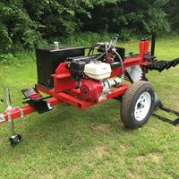 All Wood - Model Pine Series - Wood Log Splitters