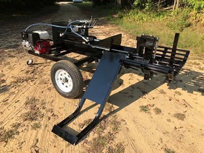 All Wood - Model Oak Series - Commercial Log Splitters