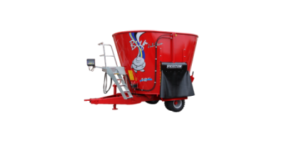 Peecon - Biga Jubilee Vertical Feed Mixer