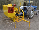 Cundey  - Model PTO  - Post Peeler