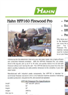 Model HFP160 - Firewood Processor Brochure