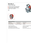 Dolmar - Model PS-35 - Gasoline Chain Saws Brochure