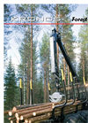 Kronos - Forest Machinery - Brochure