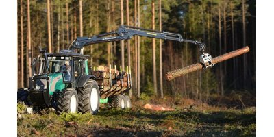 Kronos - Model 5020 Series - Timber Loaders