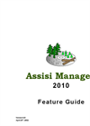 Assisi Manager - Forest Inventory and Management Planning Tool - Brochure
