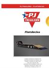 Tilt  Trailers- Brochure