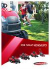 Castelgarden Range 2013- Brochure