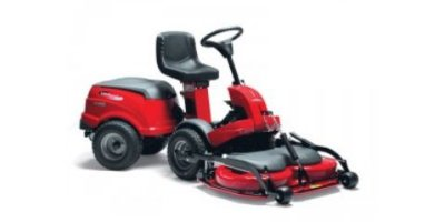 Castelgarden - Model XK4 160 HD - Front Mowers